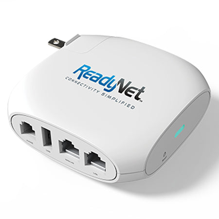 ReadyNet 300-Mbps 802.11n VoIP Wireless Router with Remote Management