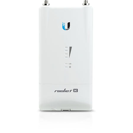 Ubiquiti Rocket 5AC Lite 5-GHz 802.11ac 500-Mbps Point to Point BaseStation