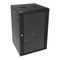 Hammond 15U 0.76-meter (30-in) Wall Mount Cabinet - Black