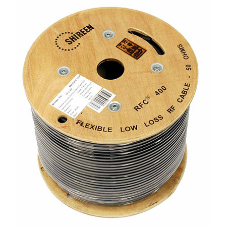 Shireen LMR-400 Coax Cable 1000-ft