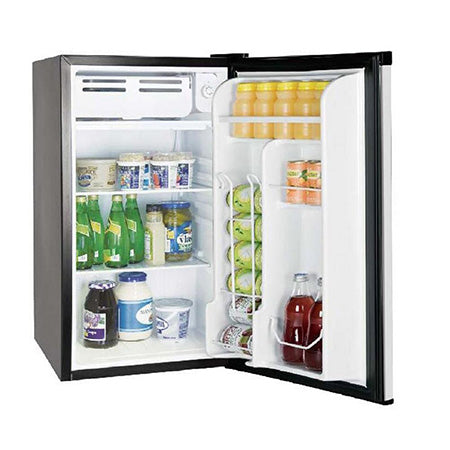 RCA 3.2-cu ft Compact Mini Fridge - Black