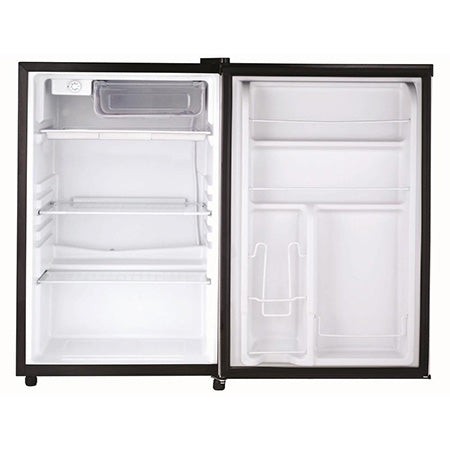 RCA 4.5-cu ft Compact Fridge - Stainless Steel