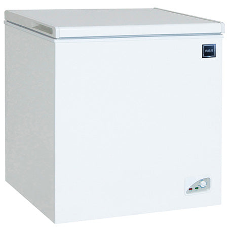 RCA 3.5-cu ft Compact Chest Freezer - White