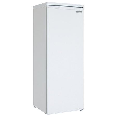 RCA 6.5-cu ft Compact Upright Freezer - White