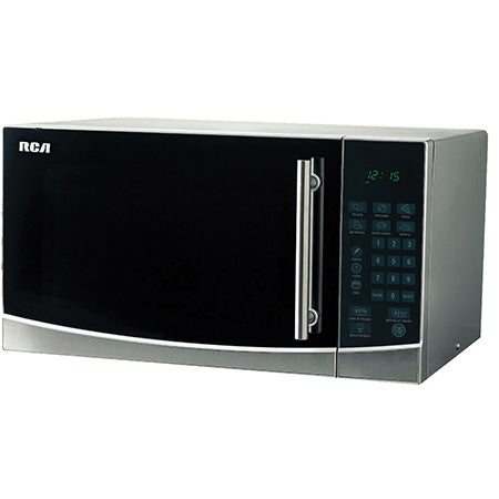 RCA 1.1-cu ft 1000-watt Microwave - Stainless Steel