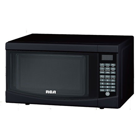 RCA 0.7-cu ft 700-watt Microwave - Black