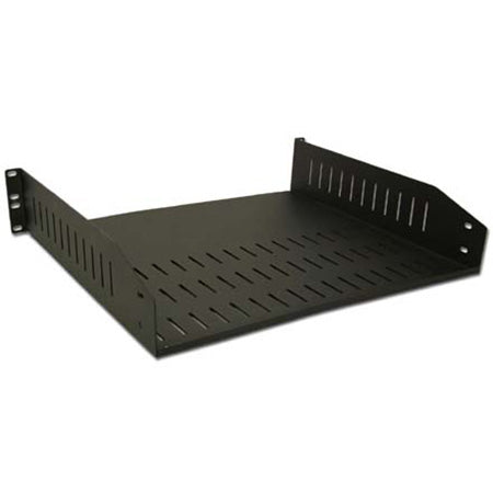 Royal Racks 2U Rack Shelf - Black