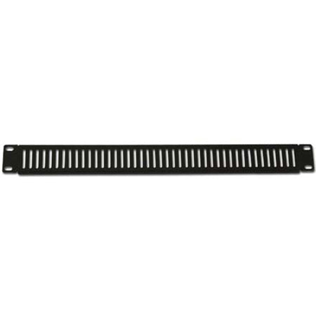 Royal Racks 1U Vent Plate - Black