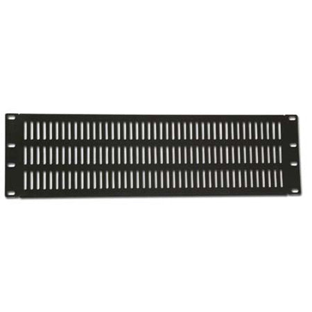 Royal Racks 3U Vent Plate - Black