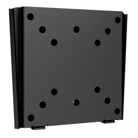 Royal Mounts Low Profile Fixed Tv Wall Mount 10-in to 23-in -Black