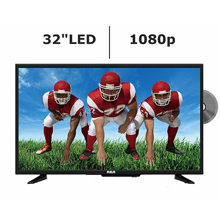 RCA 32-in 720p HD LED TV/DVD Combo