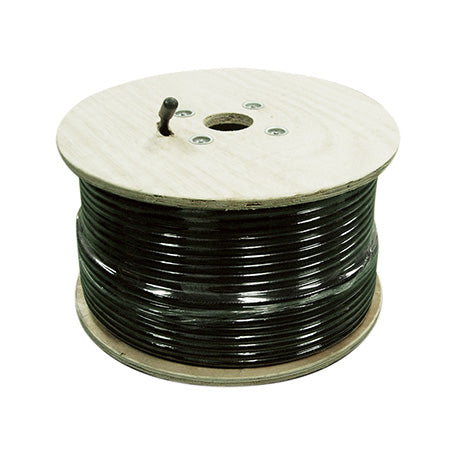 SureCall SC400 Ultra Low Loss Coax Cable. Connectors Not Included -152-meter (500-ft) - Black