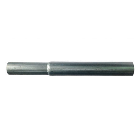 SureConX 3-meter (10-ft) 16-gauge Antenna Mast Pipe with 3.81-cm (1.5-in) Outer Diameter Swedged End