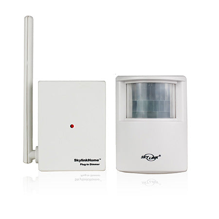 Skylink Connected Home Wireless Motion Sensor Activated Light Starter Kit
