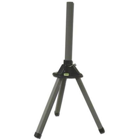 HomeWorx 0.9-meter (3-ft) Tripod with Dish Level and Compass