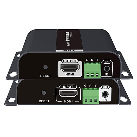SecurLink HDMI Over Cat5e/Cat6 Extender Transmitter with 3.5mm Audio - 120-meter (394-ft)
