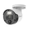 Swann Master 4K Ultra HD Thermal-Sensing Outdoor Warning Light IP Add-On Bullet Security Camera