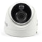 Swann 4K Ultra HD Thermal-Sensing Outdoor Warning Light Add-On Dome Security Camera - White