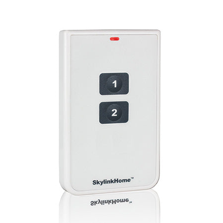 Skylink Connected Home 2-Button Wireless Remote Control for Skylink Lighting