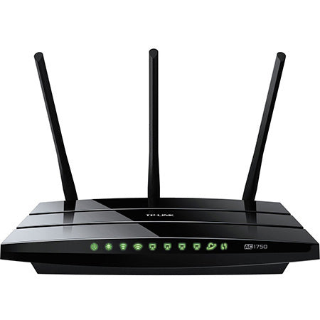 TP-Link AC1750 Wireless Dual Band Gigabit Router with 4-port Gigabit LAN