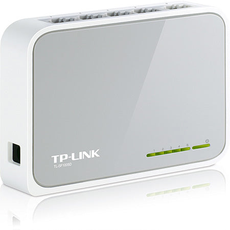 TP-Link 5-port 10/100-Mbps Desktop Network Switch