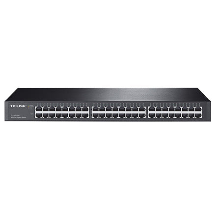 TP-Link 48-port Gigabit Unmanaged Network Switch - Rackmountable