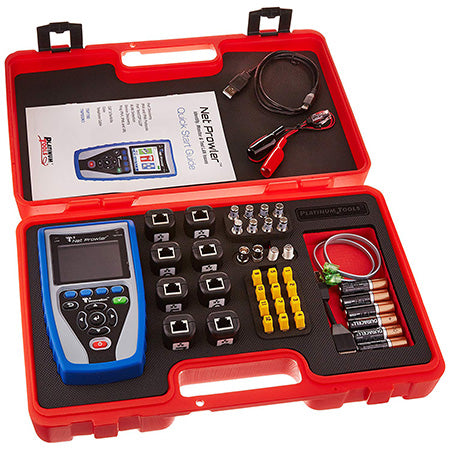 Platinum Tools Net Prowler PRO Test Kit