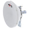 ALGcom 5-GHz UHP 26.8-dBi Full Band Parabolic Antenna - White