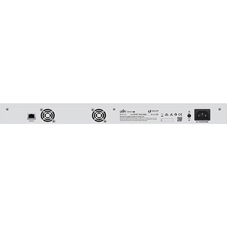 Ubiquiti Unifi 16-port Managed Aggregation 10-Gbps Fiber Switch with SFP - Rackmountable - Open Box