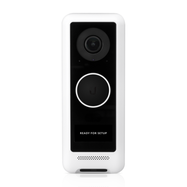 Ubiquiti UniFi Protect G4 2MP Smart WiFi Video Doorbell with PIR Motion Detection - White