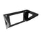 Hammond 28-cm (11-in) Vertical Wall Mounted Rack - Black