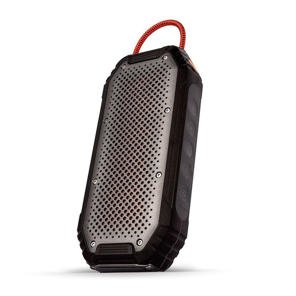 Veho MX-1 Water Resistant Rugged Wireless Bluetooth Speaker with Built-in Power Bank - Grey