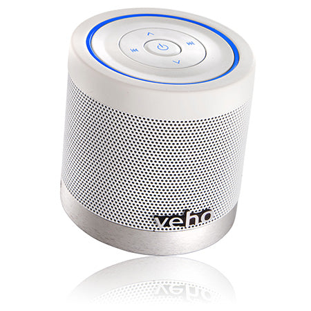 Veho M4 360 degree Wireless Bluetooth Speaker - White