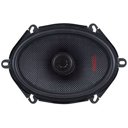 DS18 Elite Series 5-in to 7-in 150-watts  Two-Way Coaxial Auto Speakers - Pair - Black