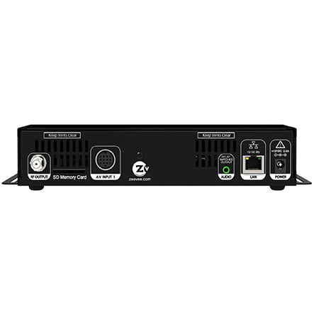 ZeeVee 610i HD 1080p Video Distribution 1-Channel QAM Modulator over COAX with IP Streaming