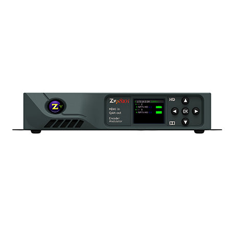ZeeVee 810i HD 1080p Video Distribution 1-Channel QAM Modulator over COAX with IP Streaming