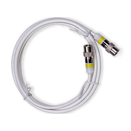 Channel Master Mini Coaxial Cable - 1.8-meter (6-ft) - White