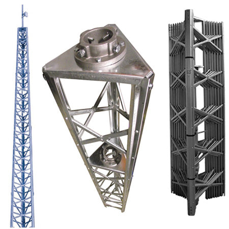 Wade Antenna Model DMXHD-56N Medium Duty Tower Package