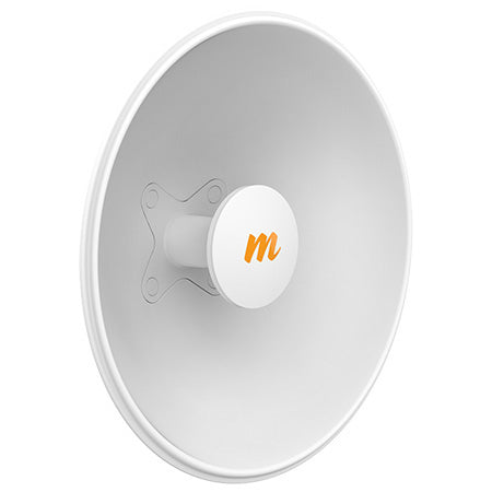 Mimosa 4.9-6.4 GHz 25-dBi Modular Twist-on 429-mm (16.9-in) Horn Antenna for C5x - 8-pack