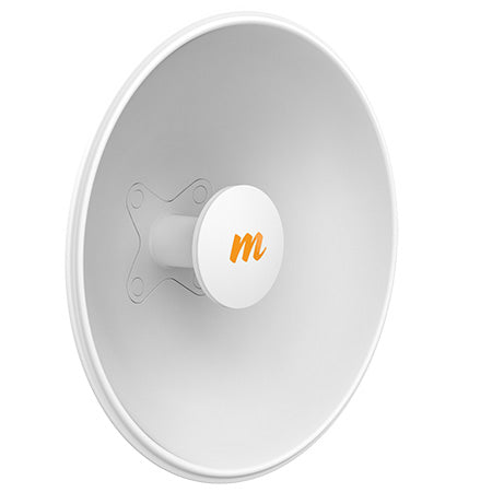 Mimosa N5-X25 25 dBi 4.9-6.4 GHz, 400mm Dish Antenna - 2 Pack