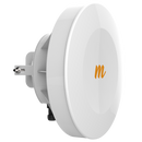 Mimosa 5-GHz 25-dBi 1-Gbps 802.11ac 4x4:4 MIMO Integrated Backhaul Radio