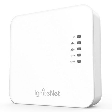 IgniteNet Spark AC Wave2 Dual Concurrent Band Mini Access Point