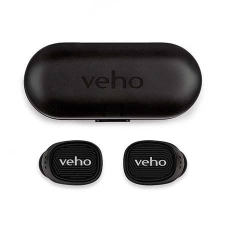 Veho ZT-1 True Wireless In-Ear Headphones - Black