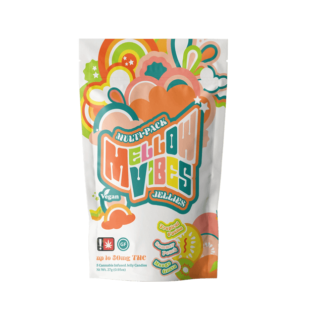 Mellow Vibes Multi Pack | Tropical Fusion, Summer Peach, Mango Guava