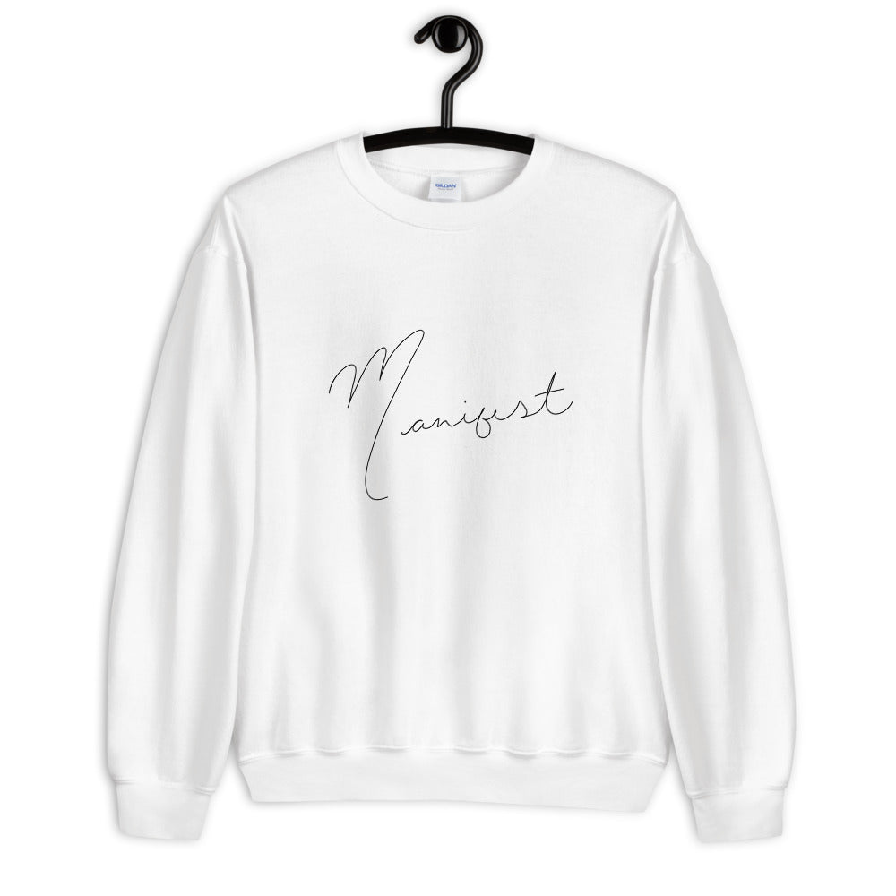 Manifest Graphic Sweatshirt