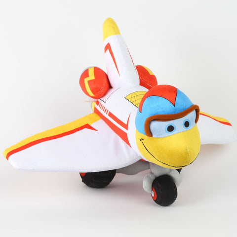 Space Racers Eagle Cadet Plush Toy