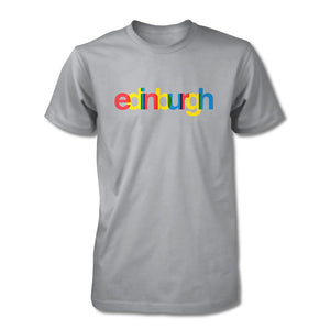 Multi-Colour Edinburgh T-Shirt