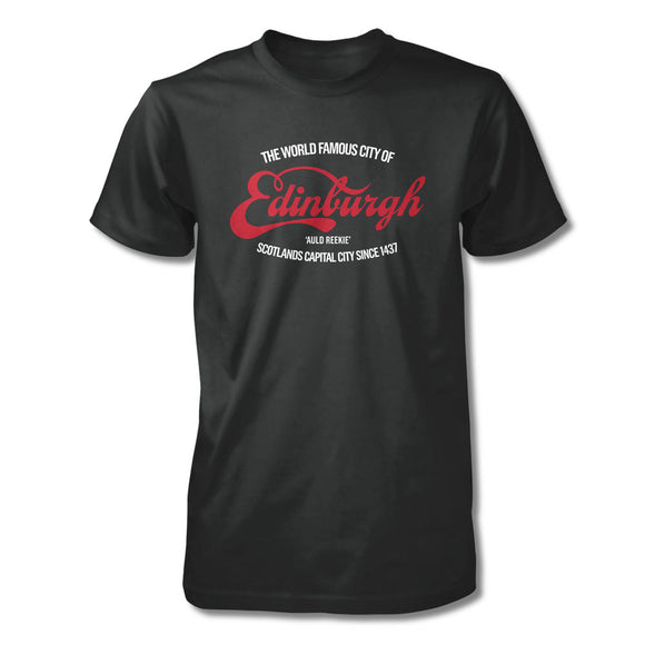 Edinburgh Script T-Shirt