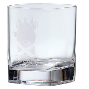Square Double Whisky Glass