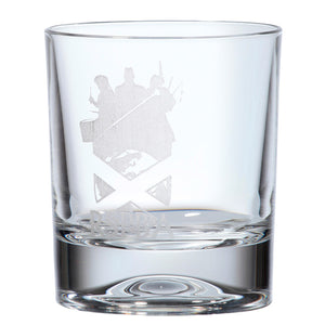 Round Whisky Glass